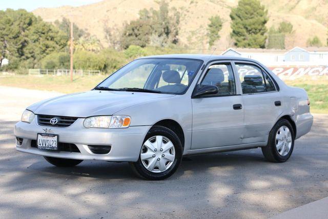 2002 Toyota Corolla CE Santa Clarita, CA 1