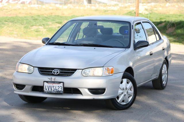 2002 Toyota Corolla CE Santa Clarita, CA 4