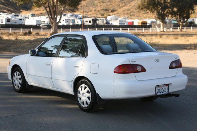 2002 Toyota Corolla LE Santa Clarita, CA 5