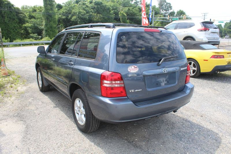 2002 Toyota Highlander Limited  city MD  South County Public Auto Auction  in Harwood, MD