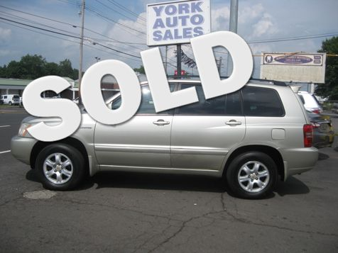2002 Toyota Highlander Limited in , CT