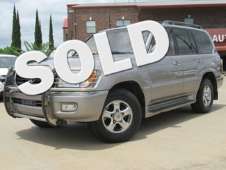 2002 Toyota Land Cruiser  | Houston, TX | American Auto Centers in Houston TX