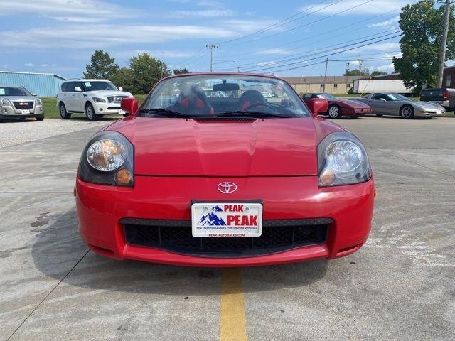 2002 Toyota MR2 Spyder Base in Medina, OHIO 44256