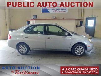 2002 Toyota Prius  | JOPPA, MD | Auto Auction of Baltimore  in Joppa MD