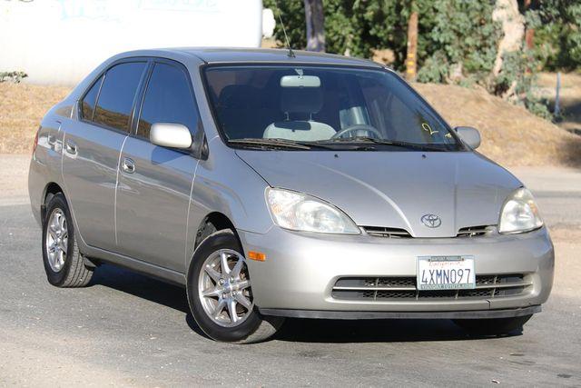 2002 Toyota Prius Santa Clarita, CA 3