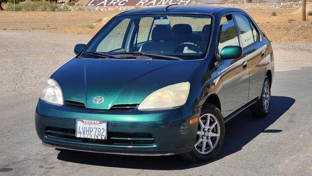 2002 Toyota Prius Santa Clarita, CA 4