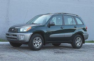2002 Toyota RAV4 Hollywood, Florida 10