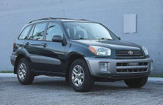 2002 Toyota RAV4 Hollywood, Florida 1