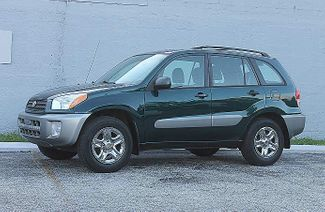 2002 Toyota RAV4 Hollywood, Florida 22