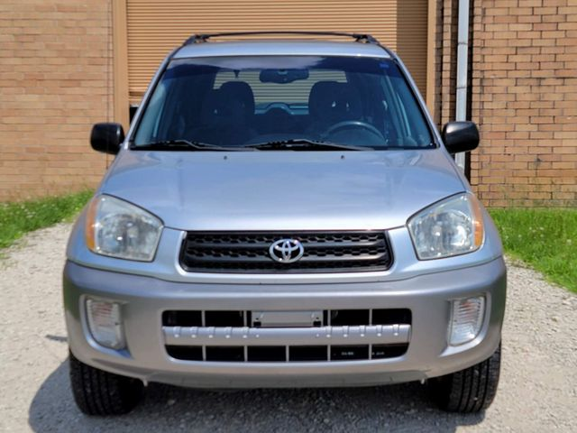 2002 Toyota RAV4 4WD in Hope Mills, NC 28348