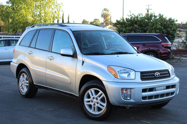 2002 Toyota RAV4 L PKG LEATHER SUNROOF ONLY 77K MLS SERVICE RECORDS in Woodland Hills CA, 91367