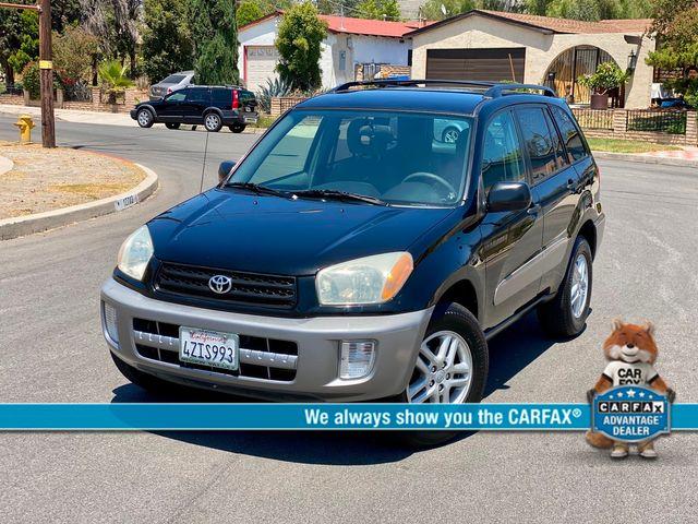 2002 Toyota RAV4 SPORT UTILITY AUTOMATIC SERVICE RECORDS NEW TIRES