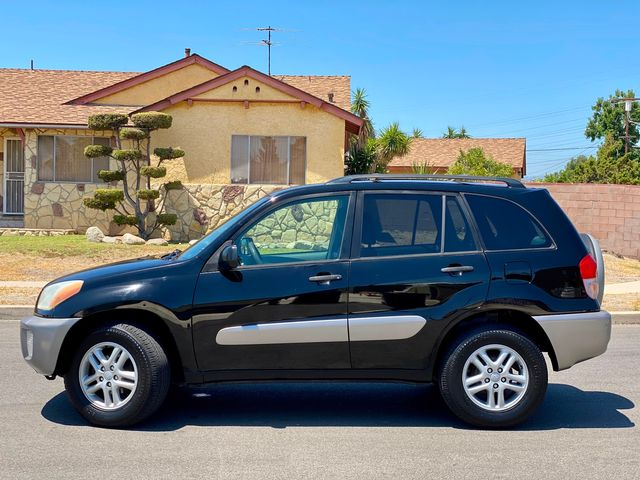 2002 Toyota RAV4 SPORT UTILITY AUTOMATIC SERVICE RECORDS NEW TIRES in Van Nuys, CA 91406