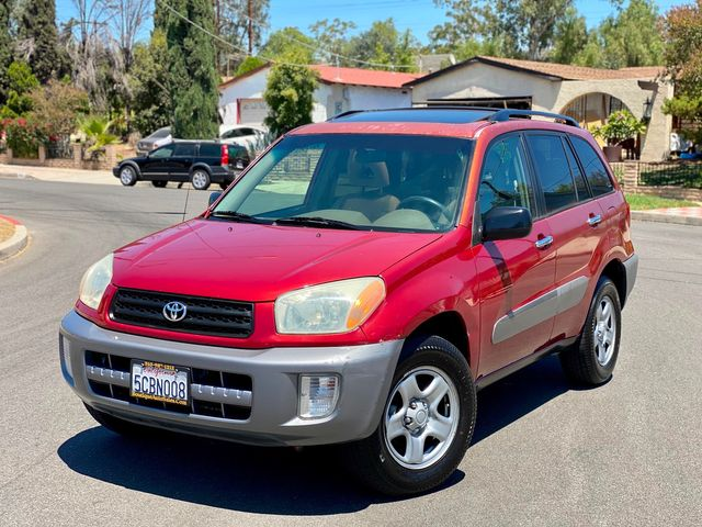 2002 Toyota RAV4 SPORT UTILITY AUTOMATIC NEW TIRES SERVICE RECORDS in Van Nuys, CA 91406