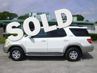 2002 Toyota Sequoia SR5  in Fort Pierce, FL