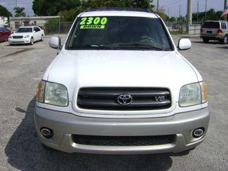 2002 Toyota Sequoia SR5  in Fort Pierce, FL