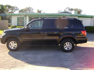 2002 Toyota Sequoia Limited in Fort Pierce, FL 34982