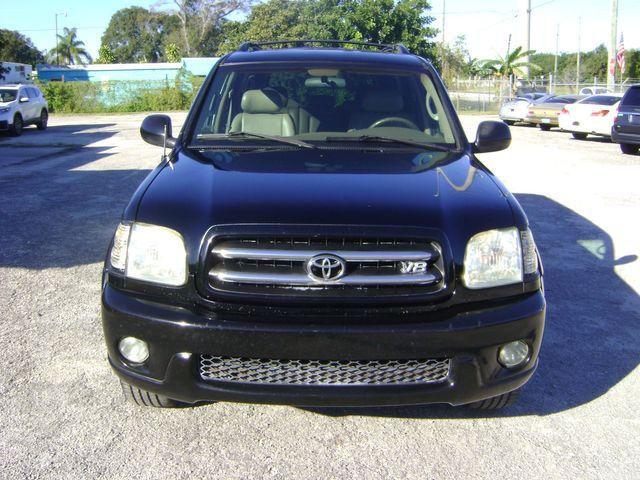 2002 Toyota Sequoia Limited in Fort Pierce, FL 34982