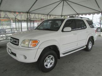 2002 Toyota Sequoia Limited Gardena, California