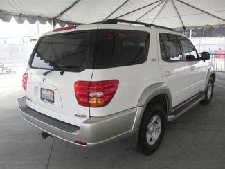 2002 Toyota Sequoia SR5 Gardena, California 2