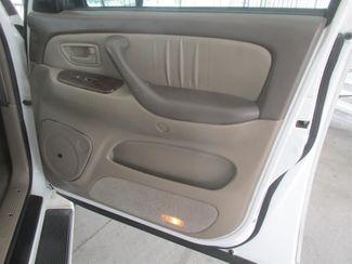 2002 Toyota Sequoia Limited Gardena, California 12