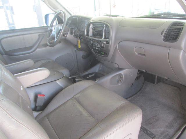 2002 Toyota Sequoia Limited Gardena, California 7