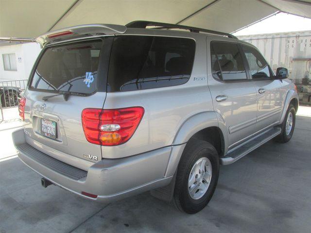 2002 Toyota Sequoia Limited Gardena, California 2