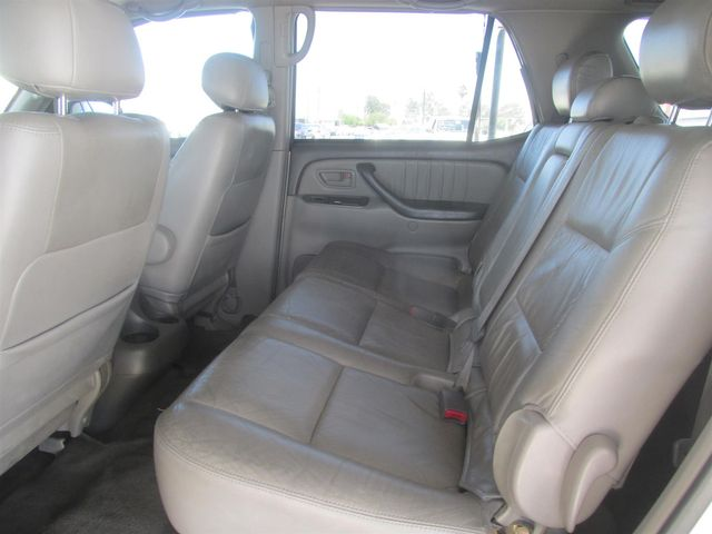 2002 Toyota Sequoia Limited Gardena, California 9