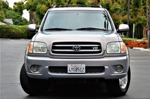 2002 Toyota Sequoia Limited in Reseda, CA, CA 91335