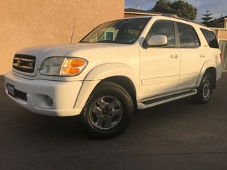 2002 Toyota Sequoia Limited in San Diego CA, 92110