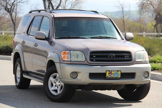 2002 Toyota Sequoia SR5 Santa Clarita, CA 3