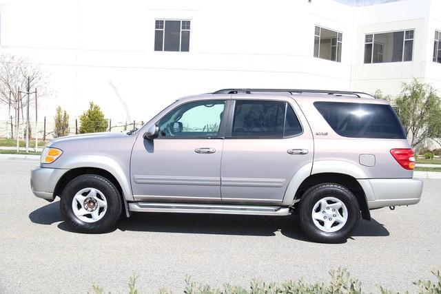 2002 Toyota Sequoia SR5 Santa Clarita, CA 11