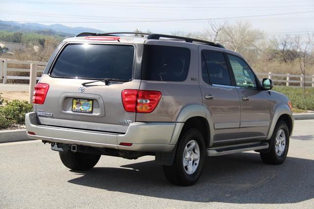 2002 Toyota Sequoia SR5 Santa Clarita, CA 6