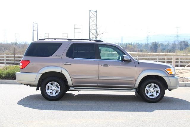 2002 Toyota Sequoia SR5 Santa Clarita, CA 12