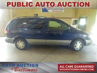 2002 Toyota SIENNA MCL10L  | JOPPA, MD | Auto Auction of Baltimore  in Joppa MD