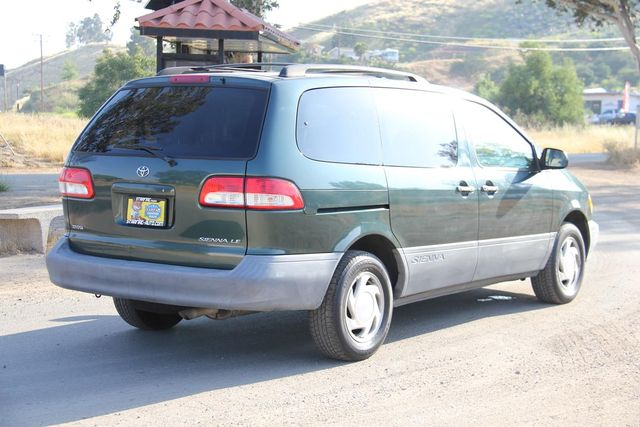 2002 Toyota Sienna LE Santa Clarita, CA 6