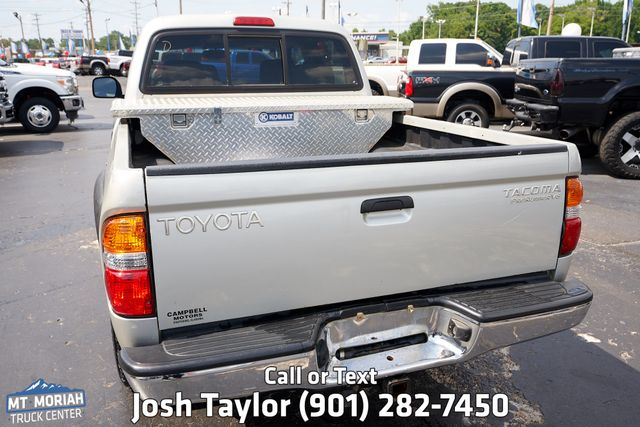 2002 Toyota Tacoma PreRunner in Memphis, Tennessee 38115