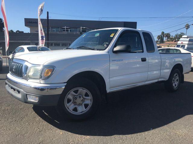 2002 Toyota Tacoma SR5 in San Diego CA, 92110