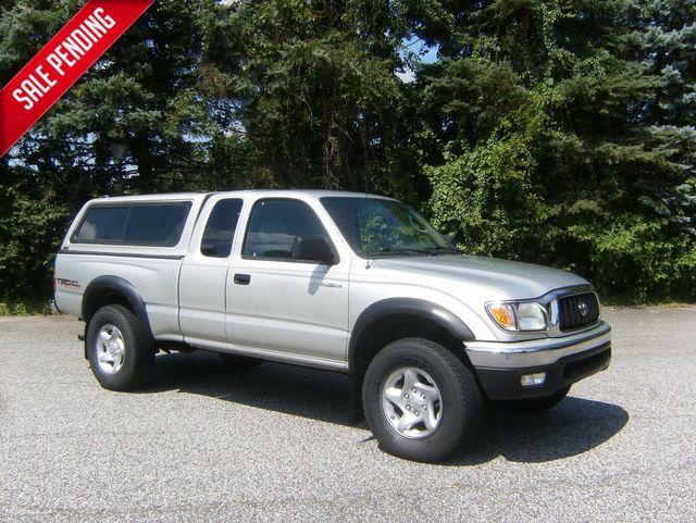 2002 Toyota Tacoma TRD 4WD