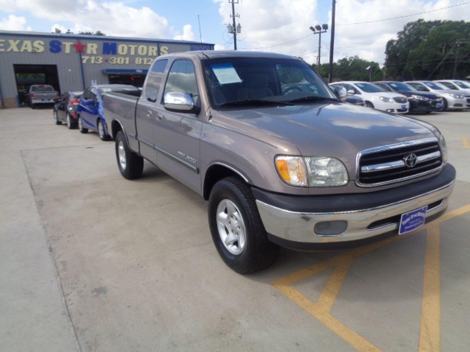 2002 Toyota Tundra SR5 City TX Texas Star Motors In Houston, ...