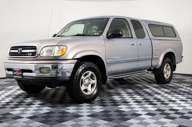 2002 Toyota Tundra Ltd