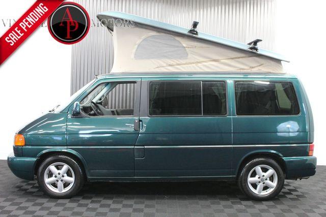 """2002 Volkswagen EuroVan POP TOP """"WEEKENDER"""""""