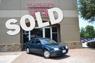 2002 Volkswagen Jetta GLS LOW MILES in Arlington, TX Texas, 76013