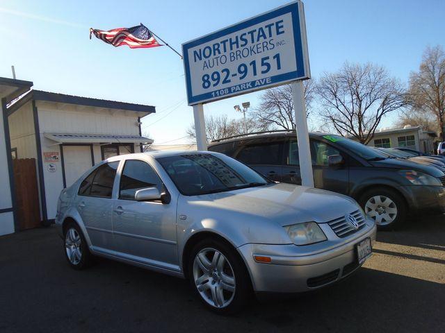 2002 Volkswagen Jetta GLX Chico, CA