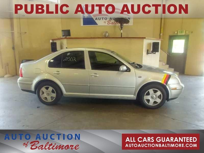 2002 Volkswagen Jetta GLS | JOPPA, MD | Auto Auction of Baltimore  in JOPPA MD