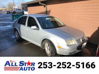 2002 Volkswagen Jetta GLS TDI in Puyallup Washington, 98371
