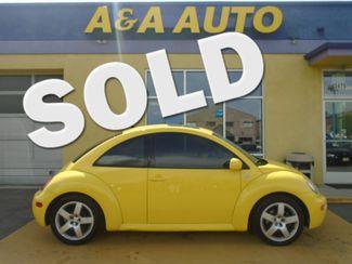 2002 Volkswagen New Beetle GLS in Englewood, CO 80110