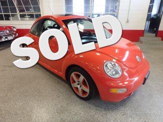 2002 Volkswagen New Beetle GLS Saint Louis Park, MN