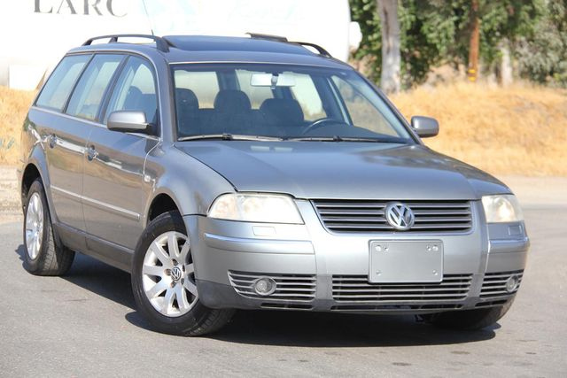 2002 Volkswagen Passat GLS Santa Clarita, CA 3