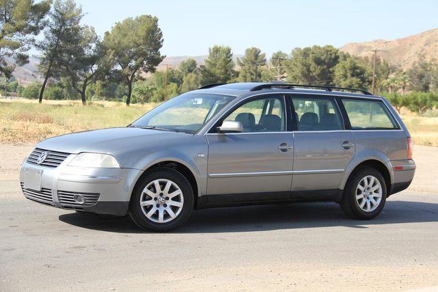 2002 Volkswagen Passat GLS Santa Clarita, CA 1